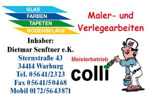 Colli - Dietmar Senftner