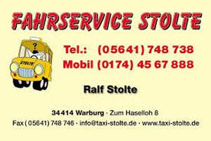 Fahrservice Ralf Stolte