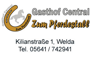 Gasthof Central Welda