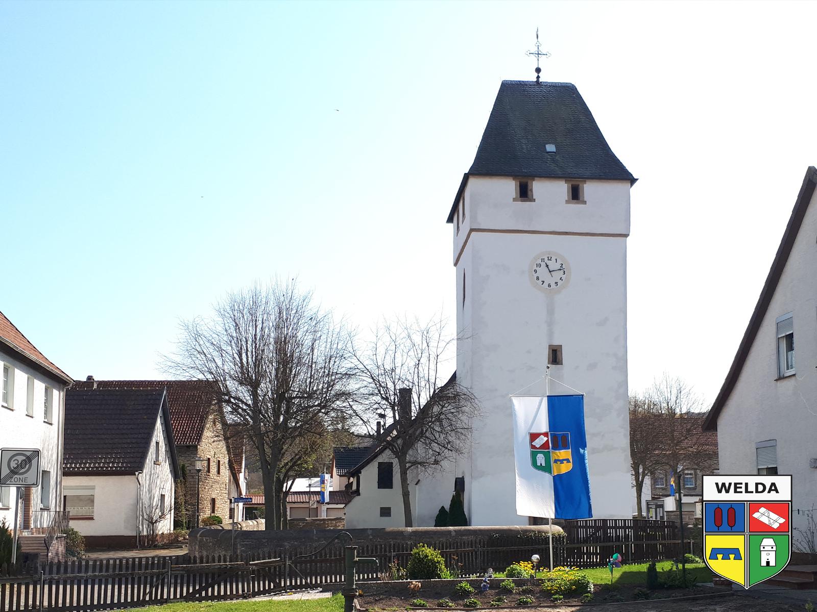 Welda St. Kilian Kirche