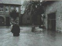 Welda Hochwasser 1965 - Busch Laden