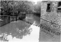 Welda - Hochwasser 1965