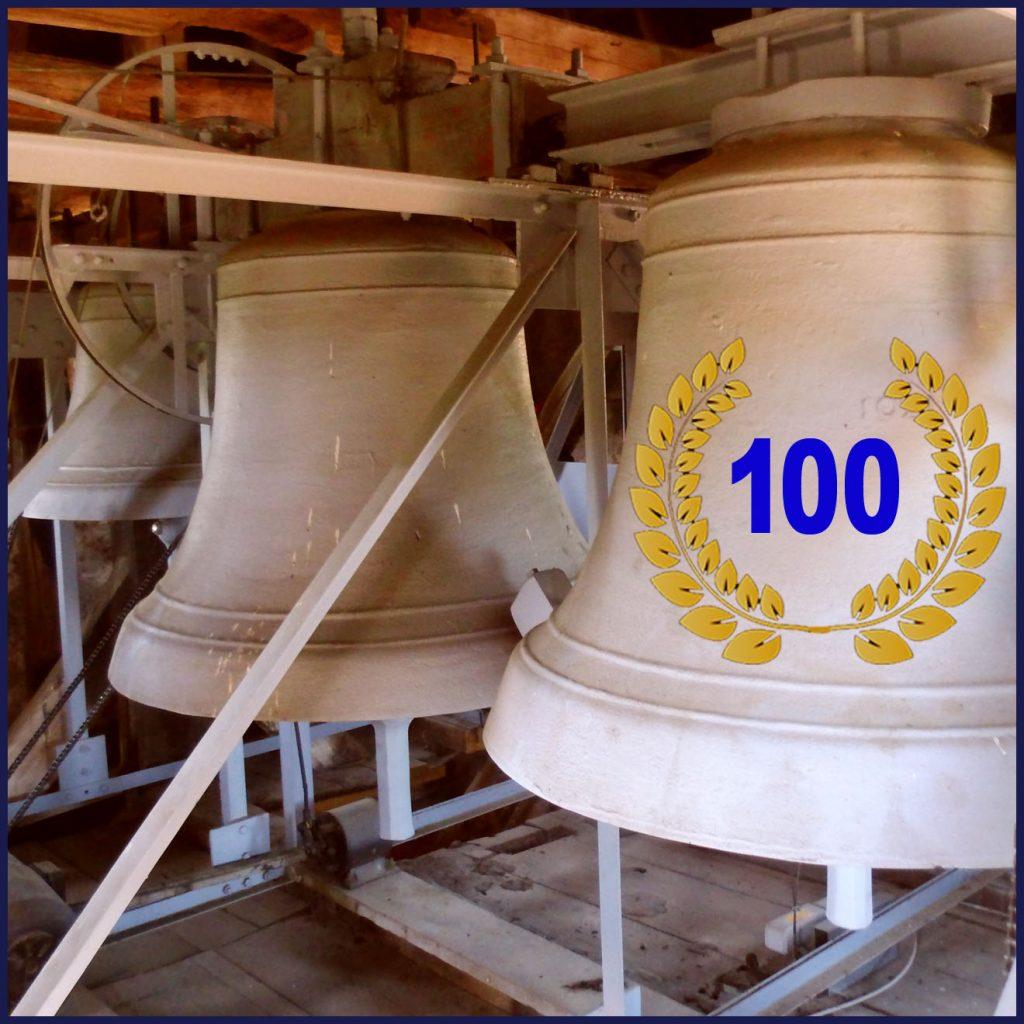 100 Jahre St. Kilian Glocken - Welda