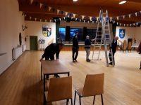Neustart in Welda - Vorbereitungen